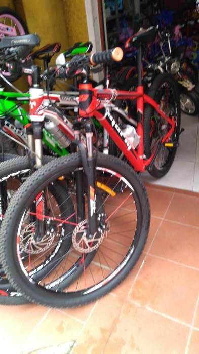 Bicicletas Rodados 29 Y 26