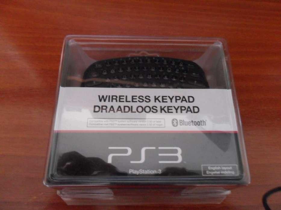 Ps3 Teclado Inalámbrico Sony