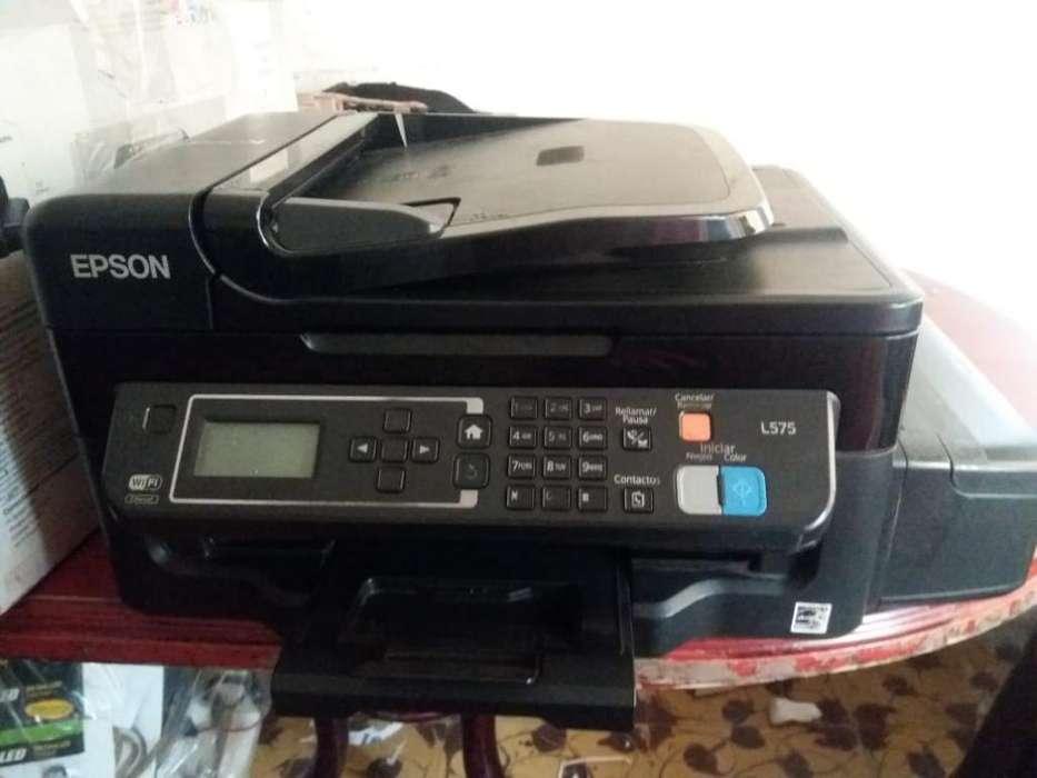 Vendo Impresora Multifuncional L575