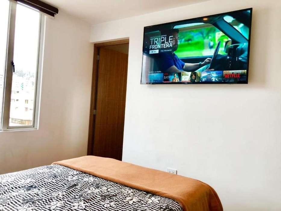 Suite Amoblada Arriendo N Quicentr1