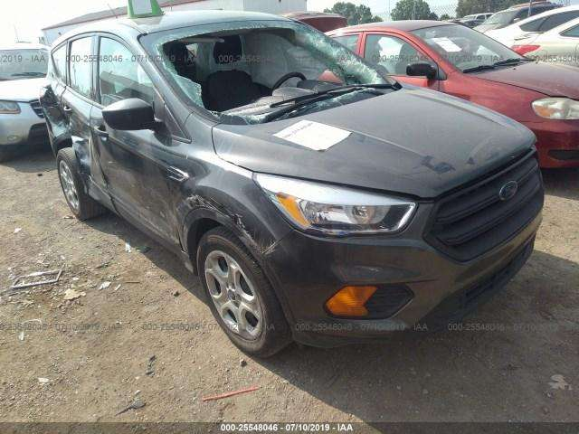 Ford Escape 2017 - 100 km