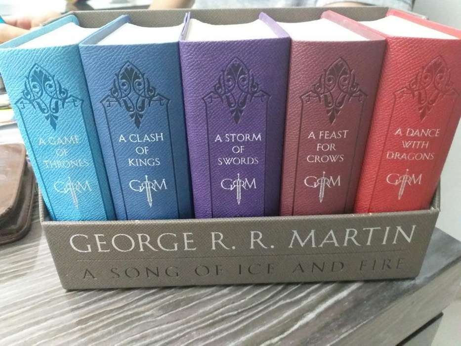 Coleccion Game Of Thrones