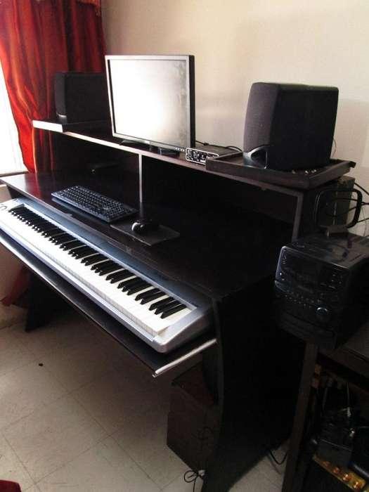 Mesa para Producción Musical
