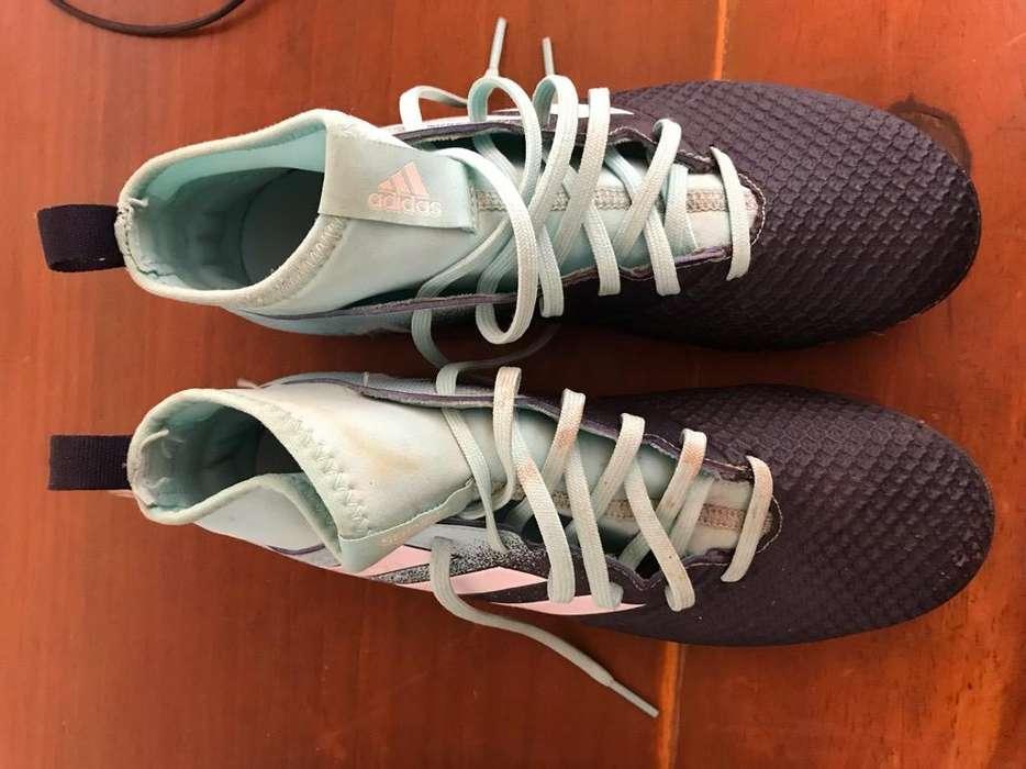 Botin Adidas NUEVO Modelo 17.3 ORIGINAL