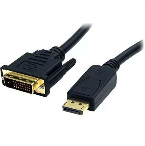 Cable De Displayport A Dvi 3 metros