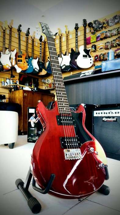 Permuto Ibanez Gax Impecable