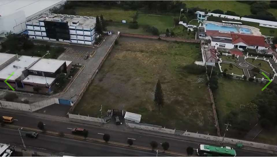 Terreno de Venta Valle de Los Chillos Sector San Rafael San Luis Shopping e Hyper Market