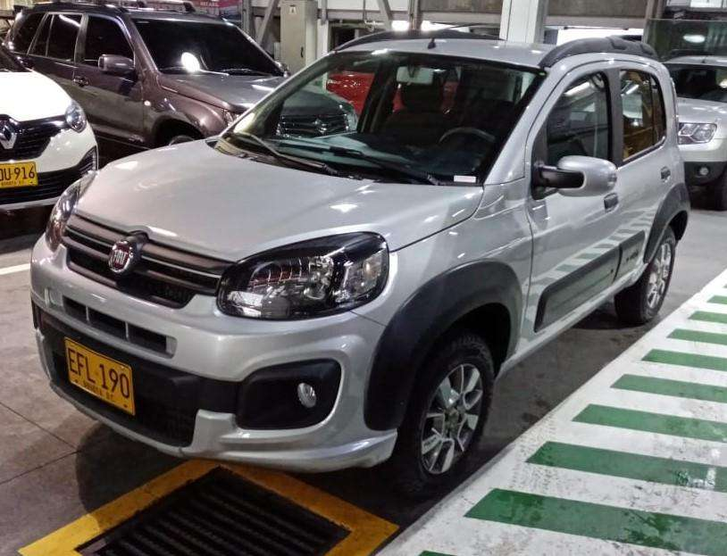 <strong>fiat</strong> Uno  2018 - 5195 km