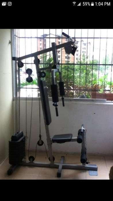 Multifuerzas Gym