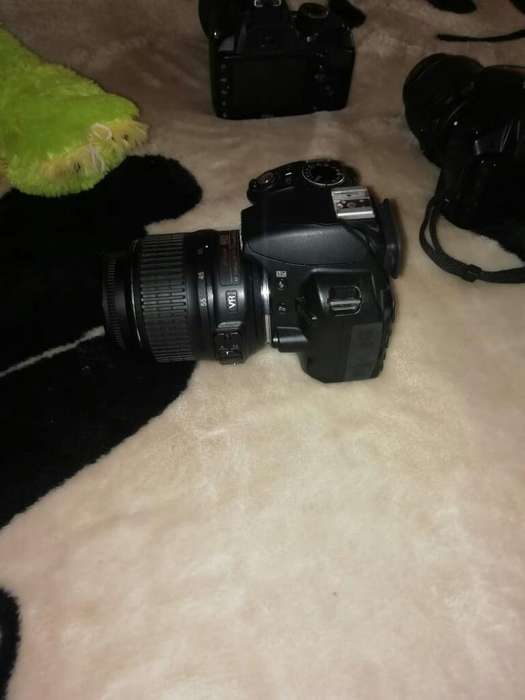 Camara Nikon Venta O Permuta