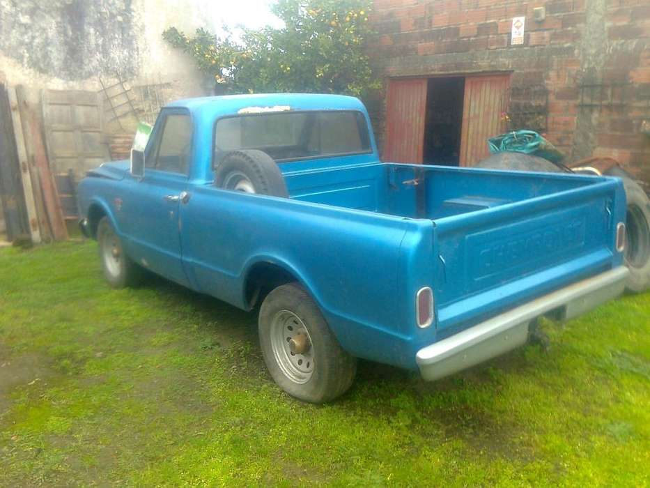 <strong>chevrolet</strong> C10 1968 - 2000 km