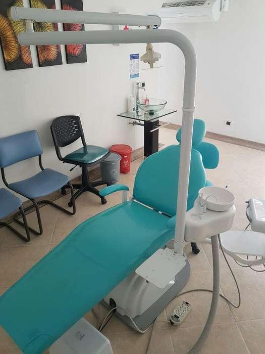 Unidad Odontologica Semielectrica