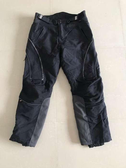 Pantalon con Protector para Moto