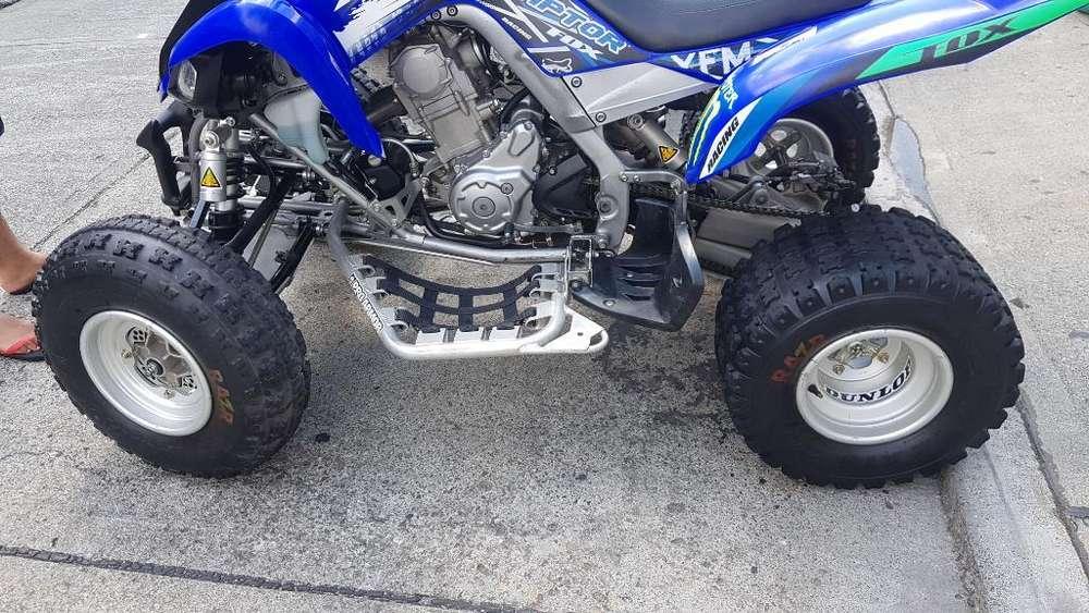 <strong>yamaha</strong> Raptor 700