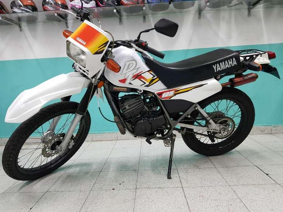 Yamaha Dt 125 Modelo 1997 Soat Nuevo