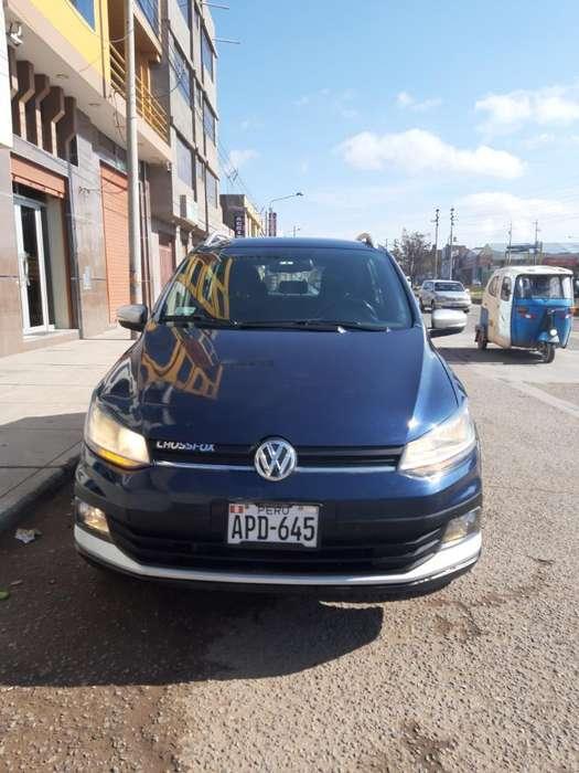 Volkswagen Crossfox 2016 - 30500 km