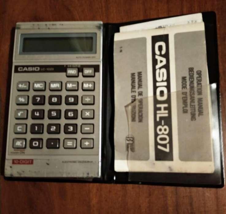 <strong>calculadora</strong> Casio Lc 1023 B