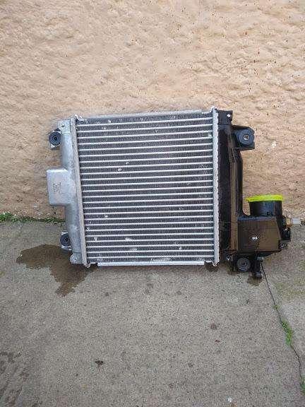 Radiador y radiador de cooler de <strong>toyota</strong> hilux hasta 2012