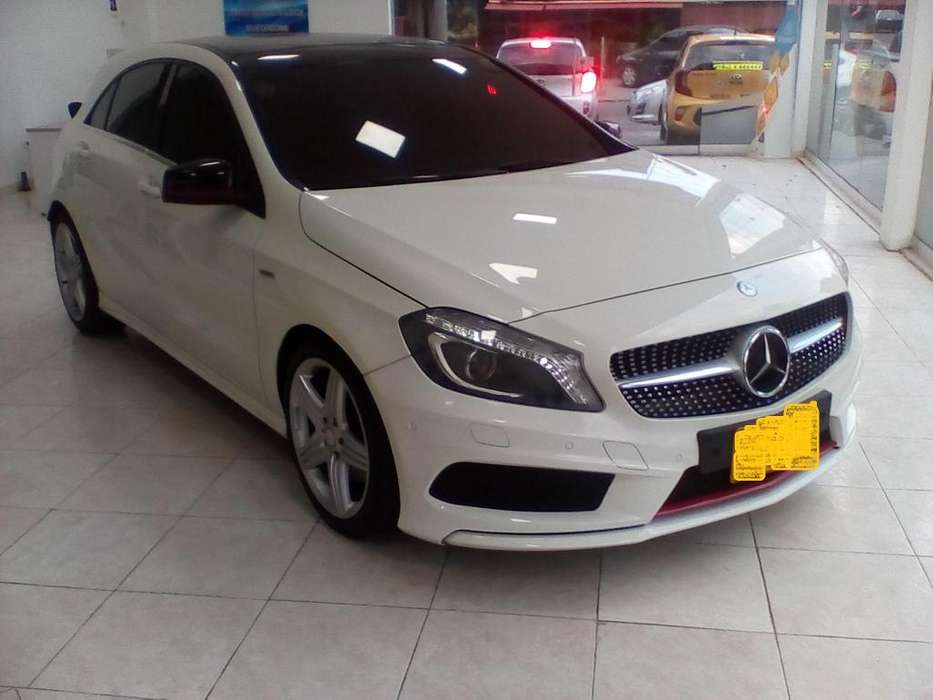 <strong>mercedes-benz</strong> Clase A 2015 - 48000 km