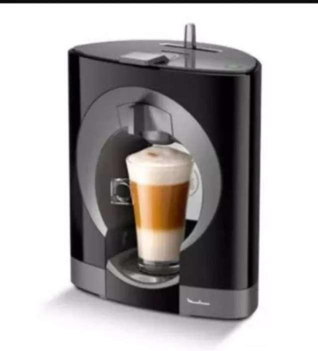 Cafetera Oblo Moulinex Dolce Gusto!!!