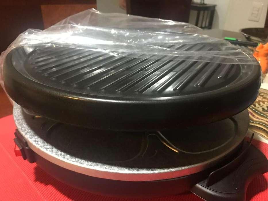 vendo raclette 6 puestos