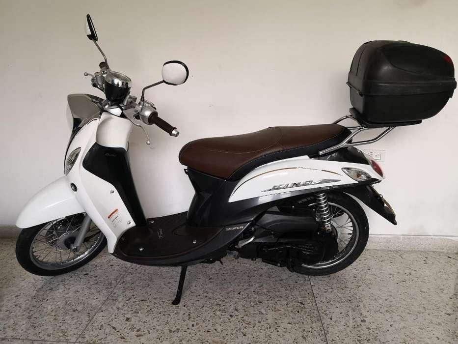 Yamaha Fino 115 C.c. 2017