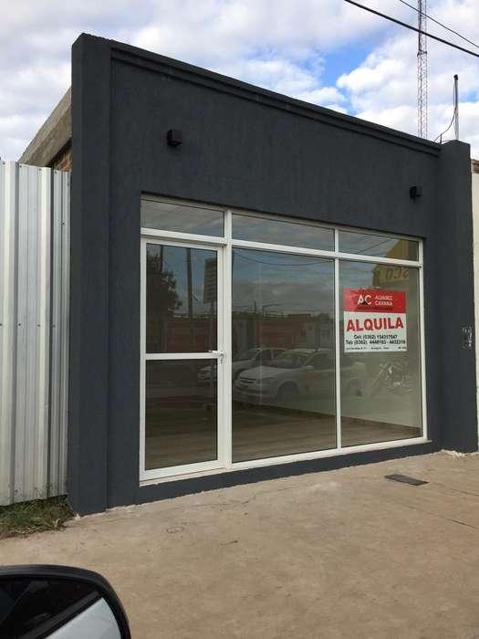 Alquiler Local Comercial Peron 838