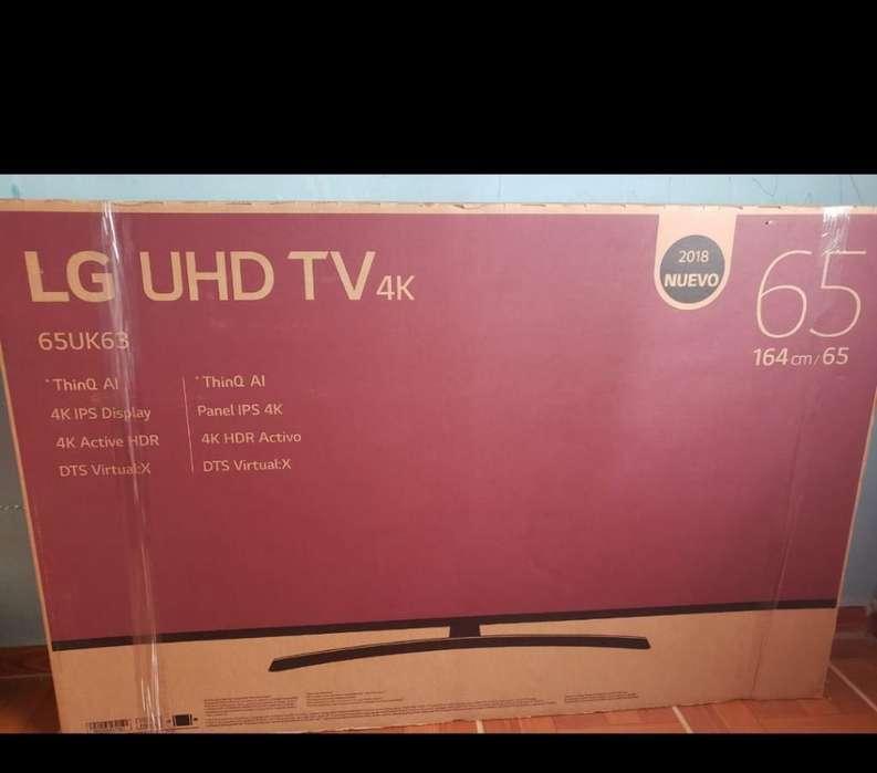 Tv4k Lg Uhd de 65 Pulgadas