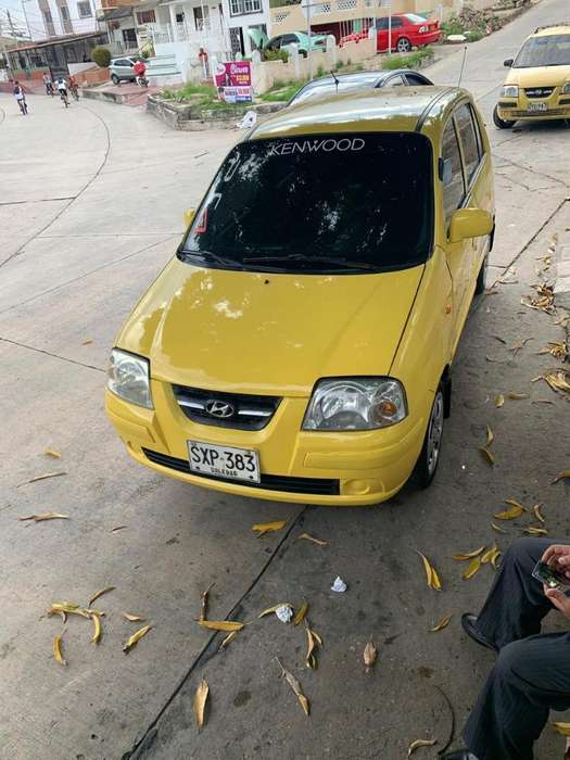 Hyundai Atos Taxi 2012, Hermoso.