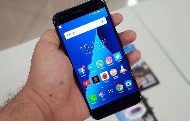 Celular Asus Zenphone 4 Max Android 7