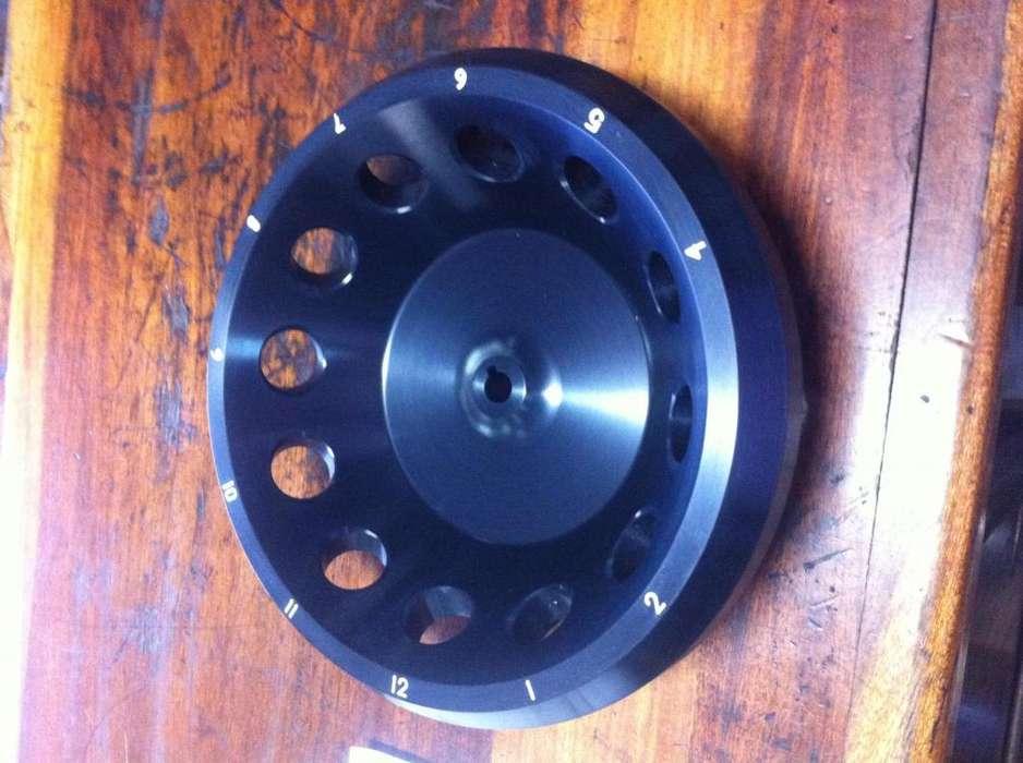 Rotor Angular Para Centrifuga 12 Tubos Clay Adams
