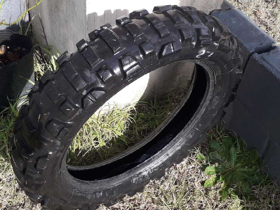 Cubiertas Michelin Rod 18 para Tornado