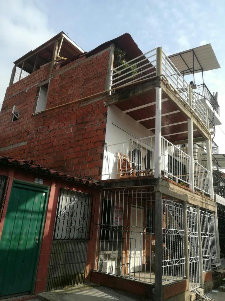 Casa Vallegrande 3 Pisos
