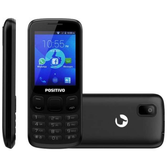 Teléfono Positivo P70 Whatsapp