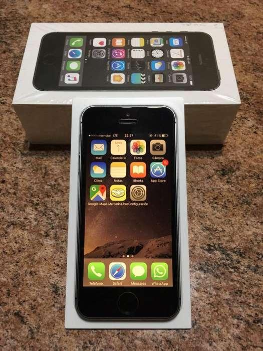 iPhone 5S Libre 16Gb