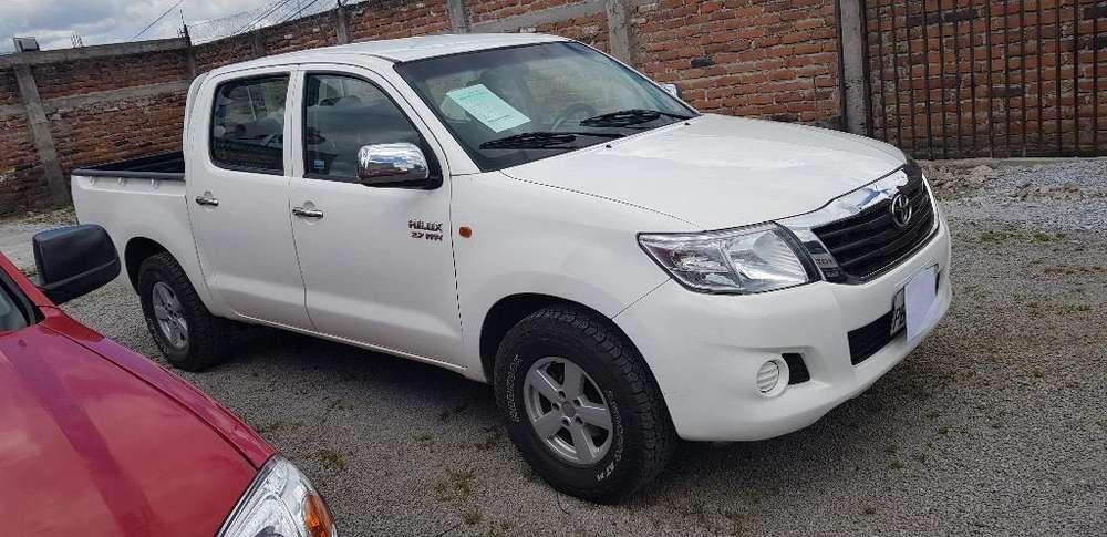 Toyota Hilux 2012 - 131000 km