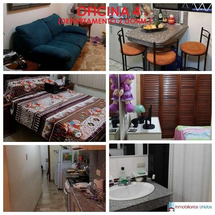 Vendo <strong>oficina</strong>/departamento 2 dormitorios en Urdesa Central