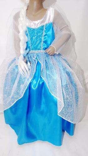 Disfraz de Frozen en itagui