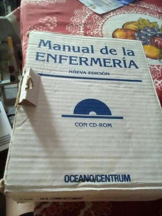 Se Vende Manual de Enfermeria
