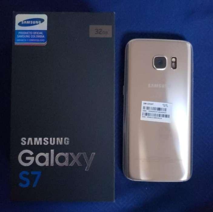 Espectacular Samsung S7