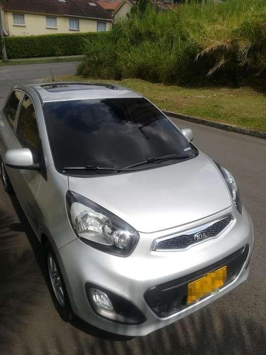 Kia Picanto 2012 - 77000 km
