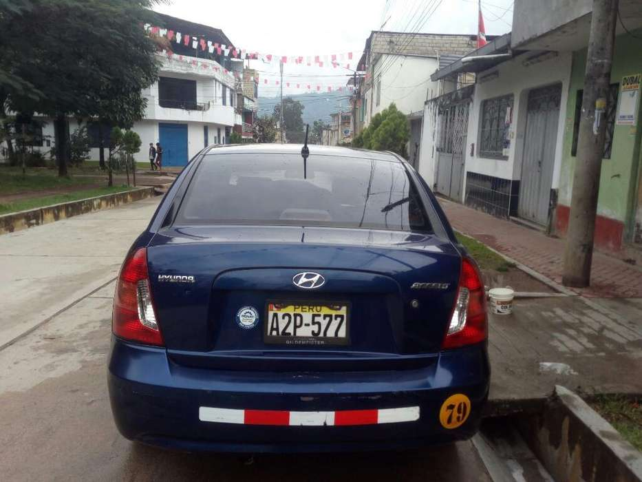 Hyundai Accent 2009 - 950000 km