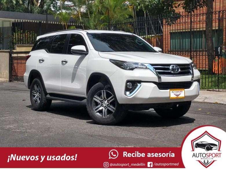Toyota Fortuner 2019 - 21600 km