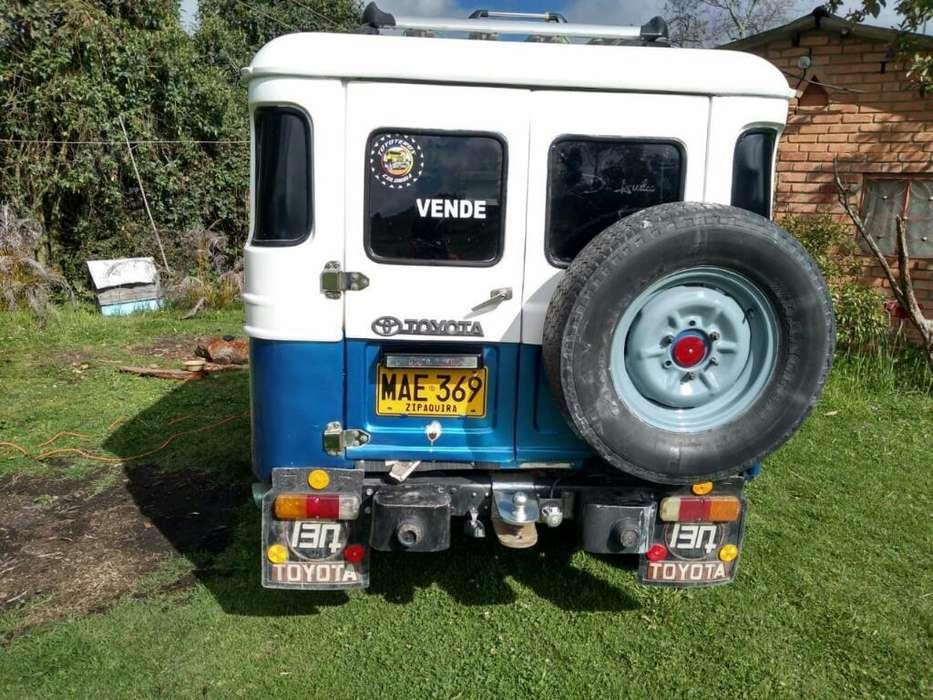 Toyota FJ 1971 - 188369 km