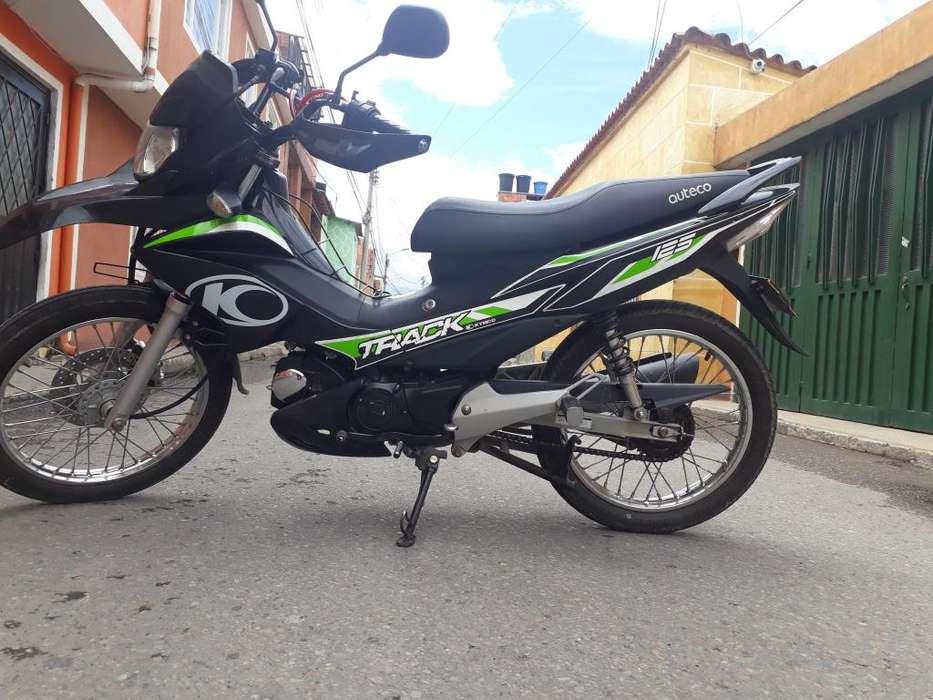 Vendo Moto Kymco Track
