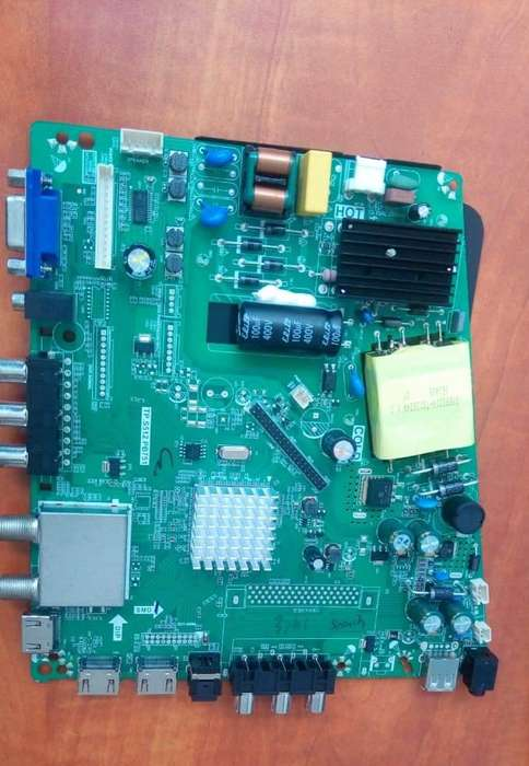 TARJETA MAIN CHALLENGER LED32M5T8