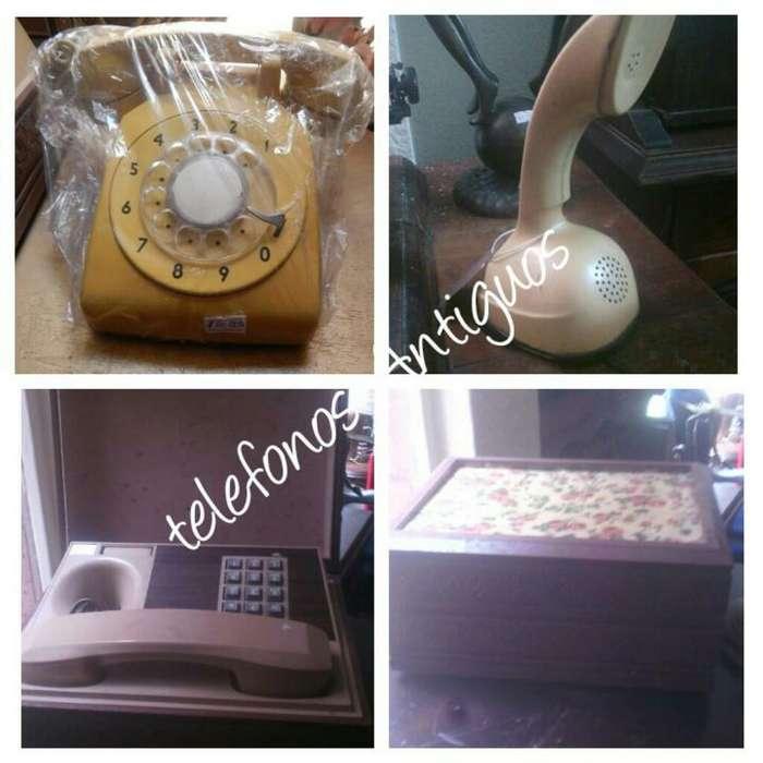 Venta de Telefonos Antiguos