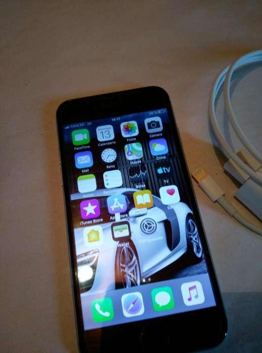 iphone 6 128 gb ,libre para cualquier compania.libre de icloud