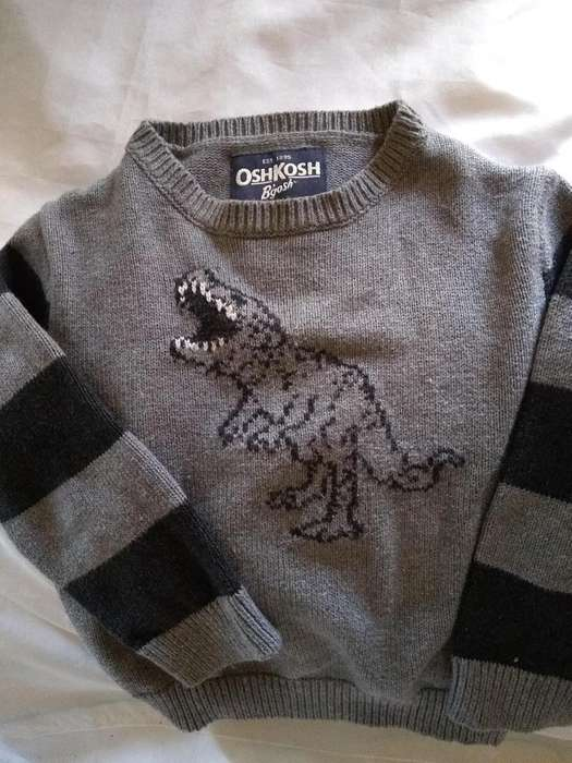 pullover OSH KORSH 24m Dinosaurio perfecto