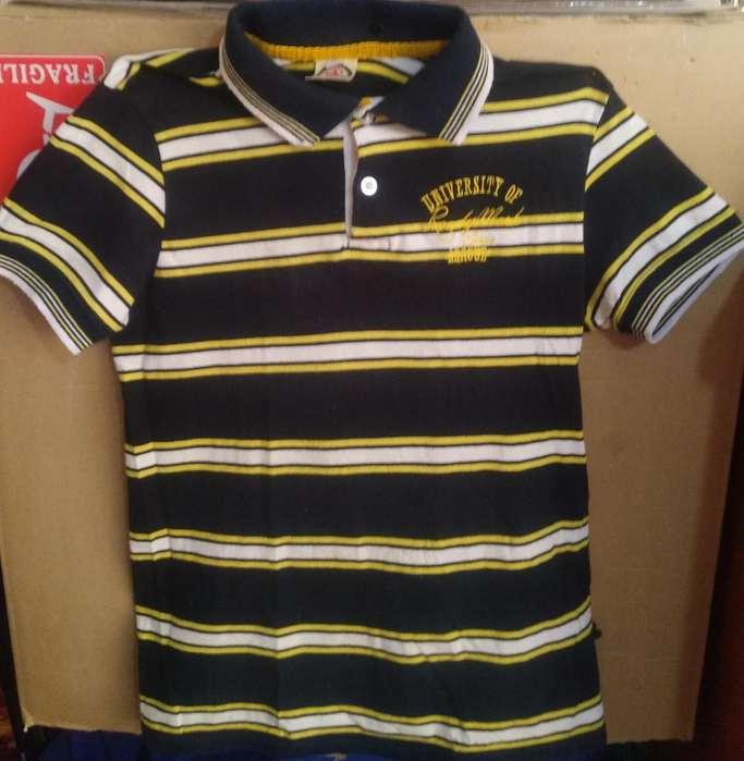 Camisa para Niños Talla (10). Negociable